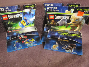 LEGO Dimensions Starter Packs and Fun Packs - on Choice Kitchener / Waterloo Kitchener Area image 2