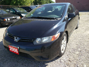 2006 Honda Civic Coupe (2 door)