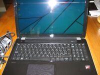 HP Laptop 15.6 screen