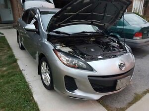 2013 Mazda 3 Cambridge Kitchener Area image 3