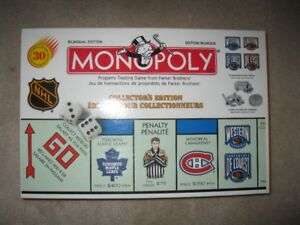 Monopoly Collector's Edition Board Game