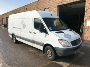 2013 Mercedes Benz Sprinter 2500 170WB