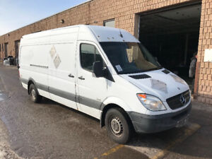 75ad062aa0 2013 Mercedes Benz Sprinter 2500 170WB