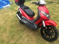 Piaggio b125 offers or swap
