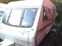 Bailey senator 2000 2berth