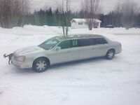 2002 Cadillac Limousine!! Drive It Home Today! $3000 OBO !!!