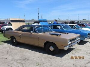 wanted muscle car