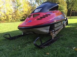 Skidoo Formula Z 583 *Price Drop* Peterborough Peterborough Area image 4