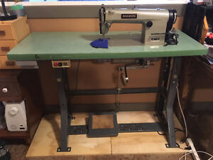 Mid/Heavyweight Industrial Sewing Machine