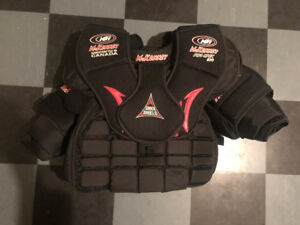 McKenney Hockey Goalie Chest Protector Men's Small