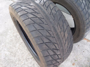 Like new high performance tires