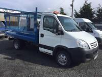 Iveco Daily 35c12 tipper only 42,009 miles 2008 58 reg