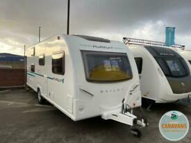 Bailey Persuit 560/5 2018 Touring Caravan - Bunk Beds - 5/6 Berth - Finance Avai