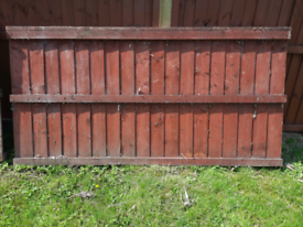 6' x 3' Fence Panels for sale