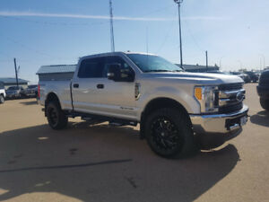 "2017 Ford F-250 XLT-Diesel,4x4, 35"" Wheels, Iron Cross Sidesteps"