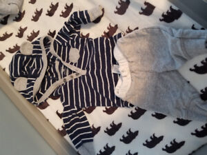 New born carters outfit