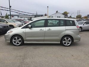2007 MAZDA 5 GT * LEATHER * SUNROOF * 6 PASS * EXTRA CLEAN London Ontario image 3