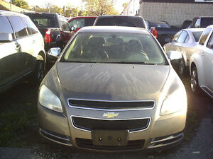 2010 Chevrolet Malibu LS Sedan - WARRANTY