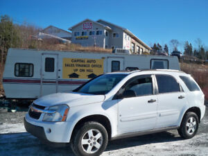 GREAT SHAPE! Chevrolet Equinox LS AWD!!! WINTER TIRES ON IT !