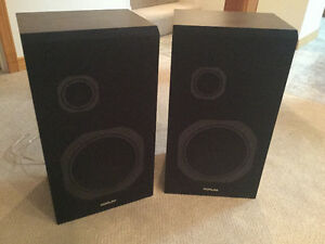 Set of 2 Forum Speakers