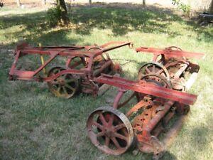 Toro estate reel mower for sale