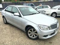 Mercedes-Benz C180 Kompressor 1.8 2007MY SE