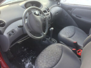 2000 Toyota Echo Coupé (2 portes)