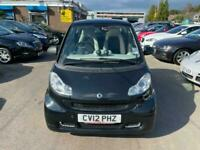 2012 smart fortwo coupe PASSION MHD Auto Coupe Petrol Automatic