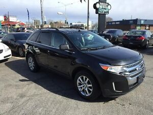 Ford EDGE Limited AWD-NAVIGATION-CAMERA 2011