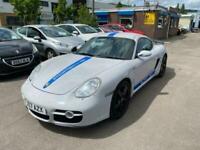 2007 Porsche Cayman 24V Coupe Petrol Manual