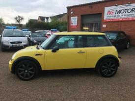 2006 Mini One 1.6 16v [SALT] Yellow 3dr Hatch, **ANY PX WELCOME**