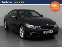 2015 BMW 4 SERIES 425d M Sport 2dr Auto [Professional Media]