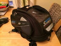 Oxford motorcycle tank bag .