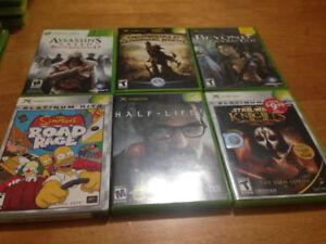18 Good Original and Xbox 360 Games