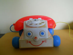 Vintage Fisher Price Telephone