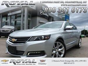 2016 Chevrolet Impala LTZ * NAVIGATION * SUNROOF  NAVIGATION * S