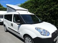 FIAT DOBLO 21014 LWB NU VENTURE COMPACT NEW CAMPER VAN MOTORHOME micro camper