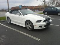 2013 Ford Mustang Gt Cabriolet