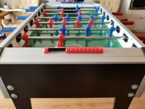 Roberto Sport foosball table : $700 only