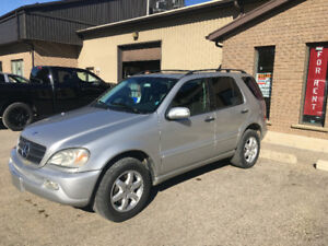 2003 Mercedes-Benz M-Class 5.0L SUV, Crossover Lot of life left