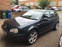 Golf mk4 Gt Tdi 130 2003 6 speeds 123k miles fsh