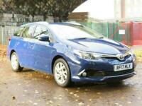 2017 17 TOYOTA AURIS 1.2 VVT-I ICON TOURING SPORTS TSS 5D 114 BHP