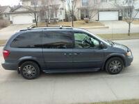 2002 Dodge Grand Caravan Sport loaded Minivan, Van