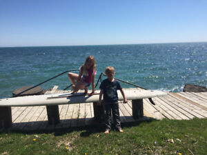 Lakefront on-the-water Pet Friendly Cottages in Kingsville