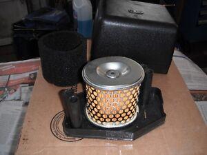Air filter assembly, Honda GX390 & Power Fist engines