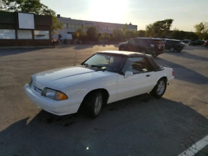 Ford Mustang Fox Body Convertible