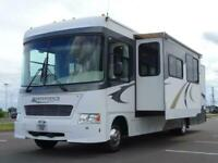 FORD V10 GULFSTREAM INDEPENDENCE 8330 AMERICAN MOTORHOME LPG AUTO ONLY 13K MILES