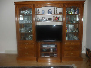 Wall unit Edmonton Edmonton Area image 1