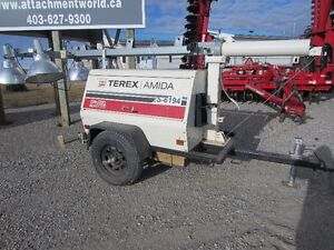 Terex Amida AL4060D-4MH light tower for sale! ONLY $1,500.00!