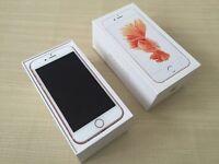iPhone 6S // 16GB // Rose Gold // Unlocked // Warranty June 2017 //